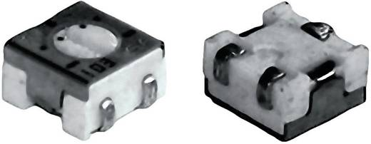 Lineáris, forrfüles SMD trimmer potméter, felső állítással 0.25 W 50 kΩ 210 ° TT Electronics AB 2800586400