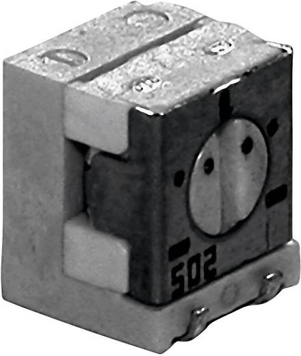 Lineáris SMD trimmer potméter, oldalsó állítással 0.25 W 100 kΩ 210 ° TT Electronics AB 2800587955