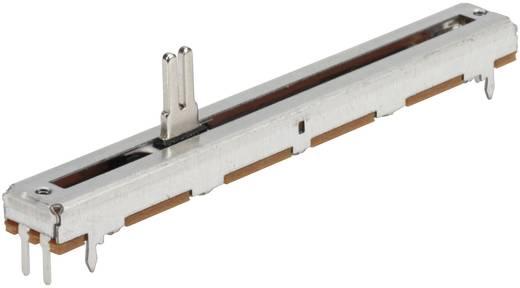 TT Electronics AB toló potenciométer, PS60 4111101775 egy csúszkás 0.2 W ± 20 % 1 kΩ