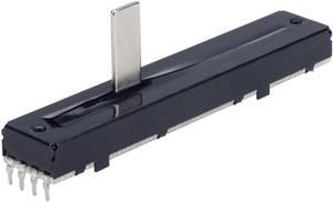 Toló potméter 200 kΩ sztereo 0,25 W lineáris TT Electronics AB 4111505660