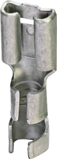 Csúszósarus hüvely, 6,3 mm / 0,8 mm 180° szigeteletlen, fémes Phoenix Contact 3240159 100 db