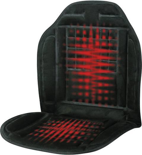 Ülésfűtés 12V, 2 fokozatú, fekete, Profi Power