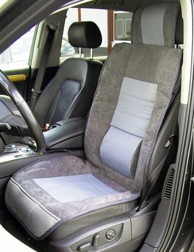 Ülésrátét deréktámasszal, Carbon Luxus