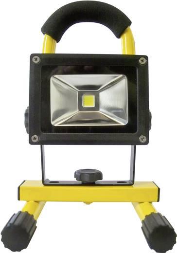 LED-es akkus reflektor, 12/24/230V, ProfiPower