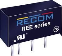RECOM REE-0505S DC/DC feszültségváltó, nyák 5 V/DC 5 V/DC 200 mA 1 W Kimenetek száma: 1 x RECOM