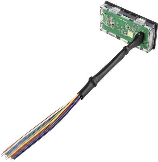 VOLTCRAFT csatlakozókábel DVM230/DVM330 digitális kijelző modulokhoz