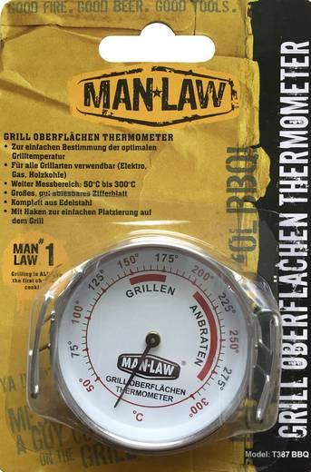 Grillhőmérő T387 MAN LAW BBQ