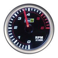 Fordulatszámmérő dízel- és benzinmotorokhoz NightFlight raid hp (660247) raid hp