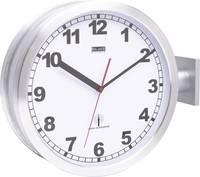 Rádiójel vezérelt kétoldalas pályaudvari óra, (Ø) 40 cm Alumínium (91764-47) EUROTIME