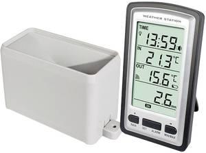 Vezeték nélküli időjárásjelző és esőmérő, Alecto WS-1200 (WS-1200) Alecto
