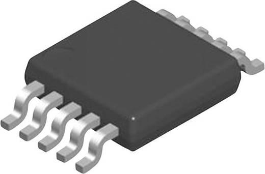 Lineáris IC Linear Technology LTC2402CMS#PBF, ház típusa: MSOP-10, kivitel: 24 bites µPower 2/Ch Delta-Sigma ADC