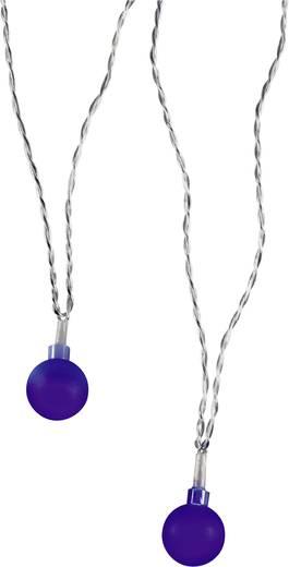LED-es beltéri fényfüzér gömbökkel, kék, 20 LED, 1070 cm, Polarlite 684895