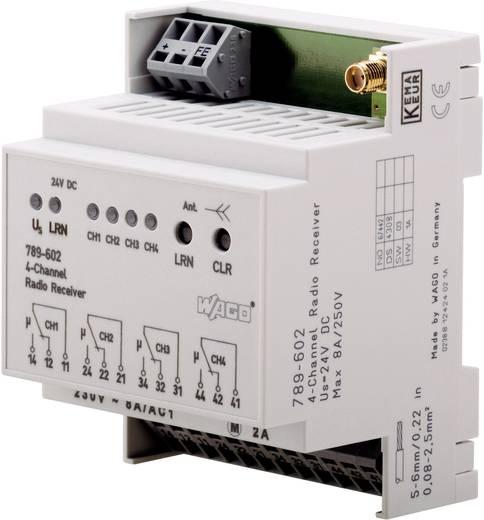 4 csatornás rádiójel vezérlésű vevő, Schlegel S_789-602