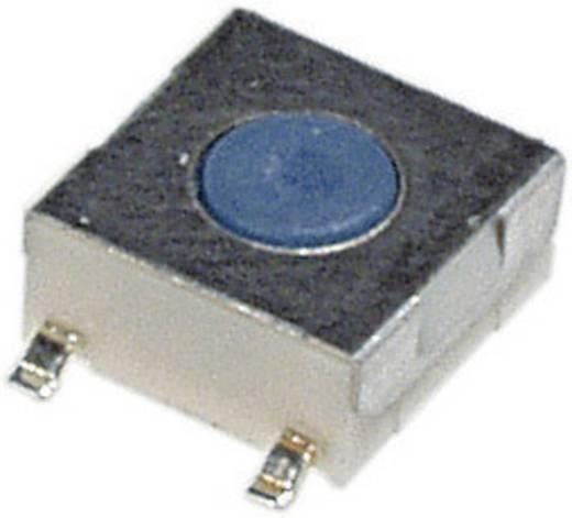 Nyomógomb 12 V/DC 50 mA, 1 x ki/(be), APEM PHAP3371A