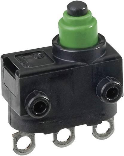 Marquardt szubminiatür mikrokapcsoló 24V/DC IP67, 1055.2351