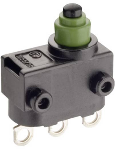 Marquardt szubminiatür mikrokapcsoló 24V/DC IP67, 1055.0351