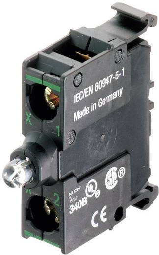 LED elem , M22-LED-G elöl , zöld