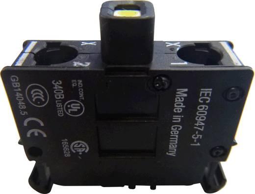 LED elem , M22-LEDC230-W lent fehér