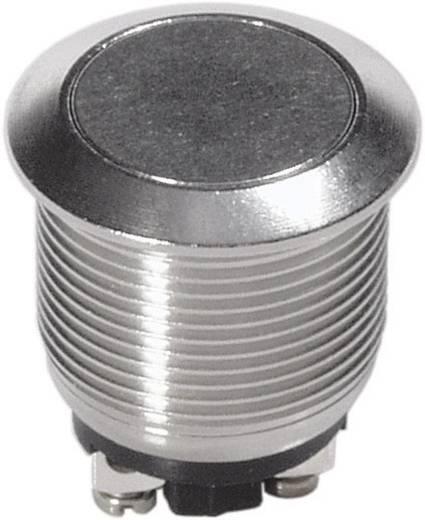 Vandálbiztos nyomógomb 250 V/AC 5 A, 1 x ki/(be), APEM AV031003C900