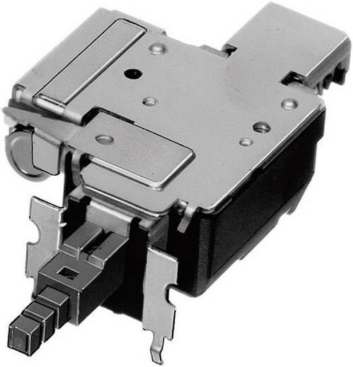 Hálózati nyomókapcsoló 2 x be/ki, 250 V/AC 8 A, ALPS SDDFD30100