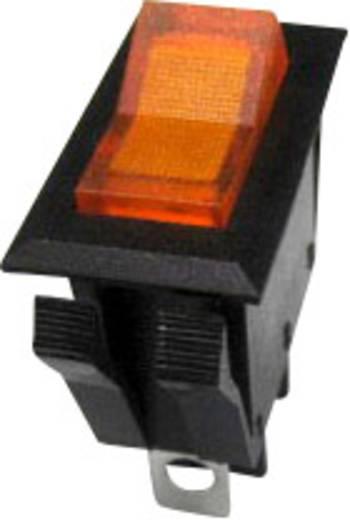 Billenőkapcsoló R13-72B-01 sárga