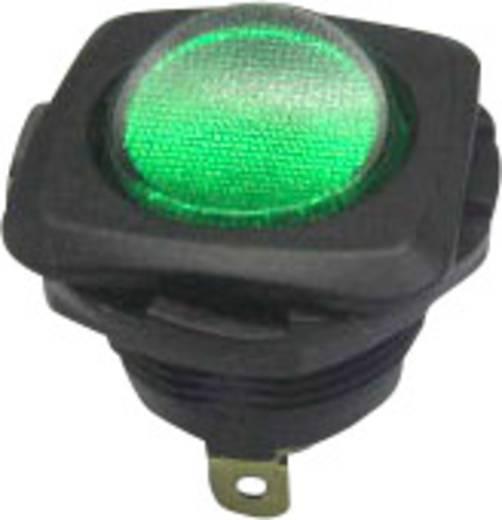 Billenőkapcsoló R13-135B-02 zöld