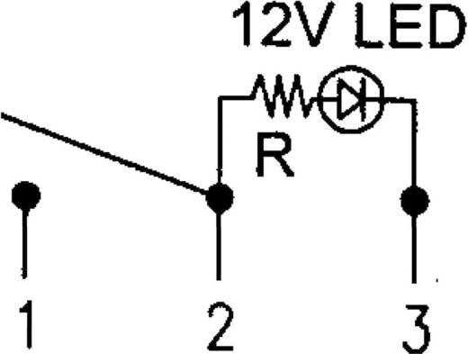 Billenőkapcsoló R13-66B-02