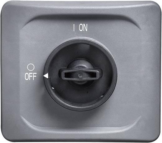 Kapcsolóház ajtóra való felszerelésre, IP65, ABB DMS 132-G