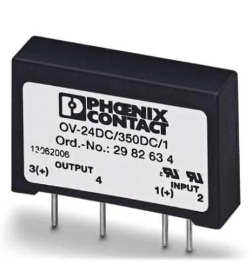 Félvezető relé, Phoenix Contact 2982634 OV-24DC/350DC/1