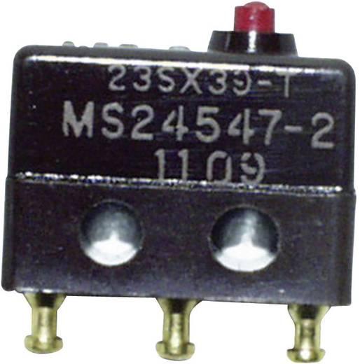 Kis végálláskapcsoló, forrasztható, 125 VAC, Honeywell 23SX39-T