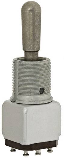 Tokozott karos billenőkapcsoló (2 x (be)/be/(be)), 125 VAC, 5 A, Honeywell 12TW1-70
