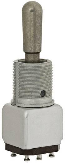 Tokozott karos billenőkapcsoló (2 x (be)/ki/be), 125 VAC, 5 A, Honeywell 12TW1-5
