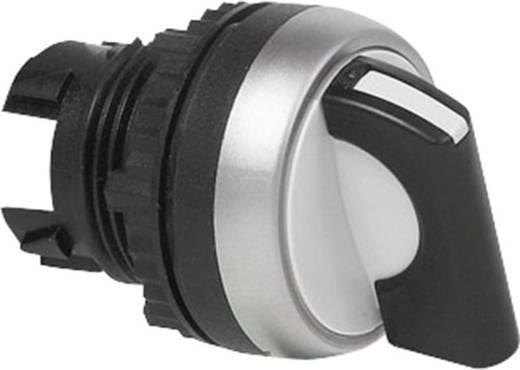 Forgókapcsoló rövid fogantyúval 45 °, fekete, BACO L21KA01