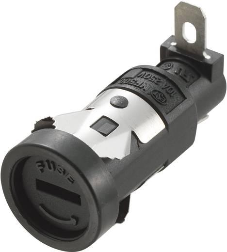 Üvegbiztosíték tartó 5 x 20 mm 10 A 250 V/AC MF-500