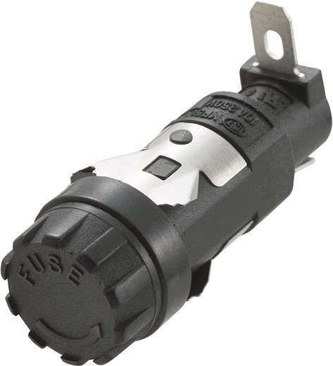 Biztosíték tartó 5 x 20 mm 10 A 250 V/AC beépíthető 7010019
