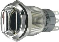 Vandálbiztos nyomókapcsoló, Tru Components ER LAS1-AGQ-11X/21 TRU COMPONENTS