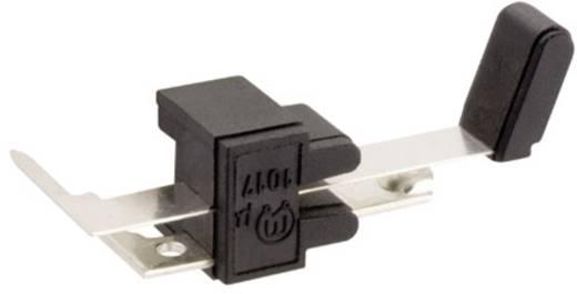 Mikrokapcsoló 24 V/DC 0,1 A, 1 x be/(be), Marquardt 1017.0801