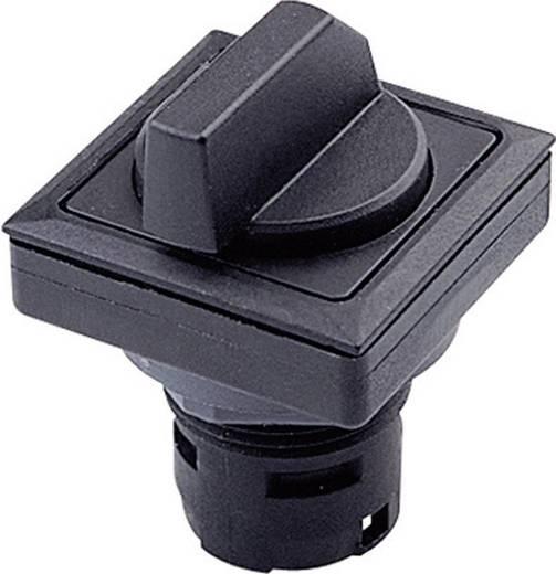 Választókapcsoló OKTRON, 2 x 40 °, fekete, Schlegel OKJSTB