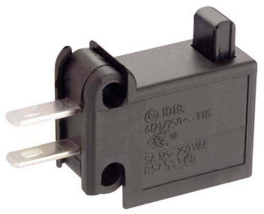 Mikrokapcsoló 250 V/AC 6 A, 1 x be/(ki), Marquardt 1019.5601