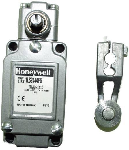 Kompakt pozíció kapcsoló, alu kar acélgörgővel, 125 VAC, 10 A, Honeywell 1LS1-4C