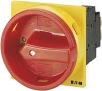 Beépíthető főkapcsoló 32 A 1 x 90 °, sárga/piros, Eaton P1-32/EA/SVB (81438) Eaton