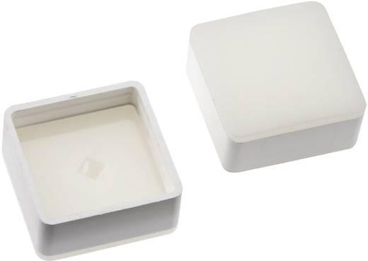 Megvilágítható nyomógomb sapka Mentor 1254 nyomógombhoz, fehér, Mentor 2271.1003