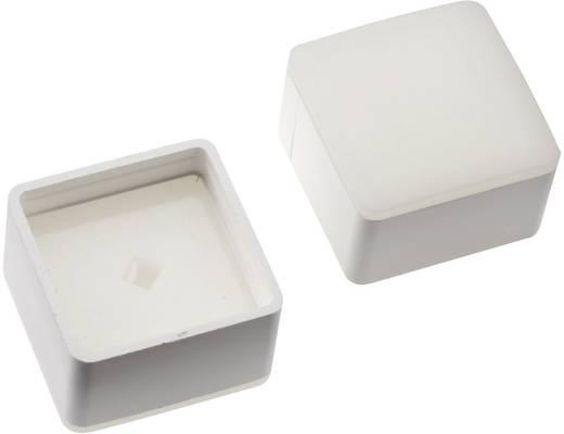 Megvilágítható nyomógomb sapka Mentor 1254 nyomógombhoz, fehér, Mentor 2271.1006