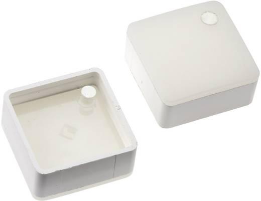 Megvilágítható nyomógomb sapka Mentor 1254 nyomógombhoz, fehér, Mentor 2271.1106