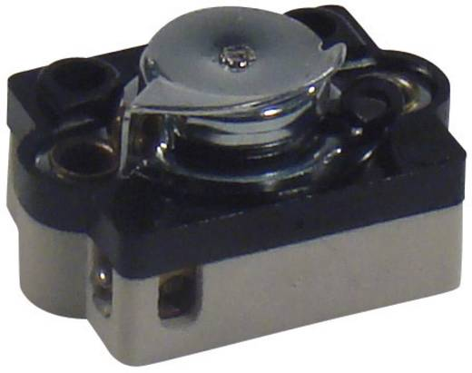 interBär 1 pólusú beépíthető húzókapcsoló, váltóérintkezős, 2 A 250 V/AC