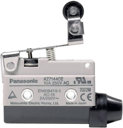 Panasonic Végállás kapcsoló 115 V/DC / 250 V/AC 10 A AZ7 AZ7144CEJ 1 váltó Rövid egyutas görgő