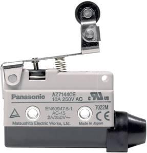 Panasonic Végállás kapcsoló 115 V/DC / 250 V/AC 10 A AZ7 AZ7144CEJ (AZ7144CEJ) Panasonic