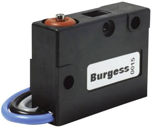 Mikrokapcsoló 250 V/AC 5 A, 1 x be/(be) IP67, Burgess V3SYRUL