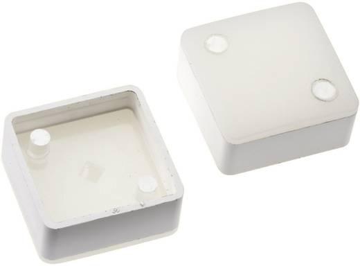 Megvilágítható nyomógomb sapka Mentor 1254 nyomógombhoz, fehér, Mentor 2271.1203