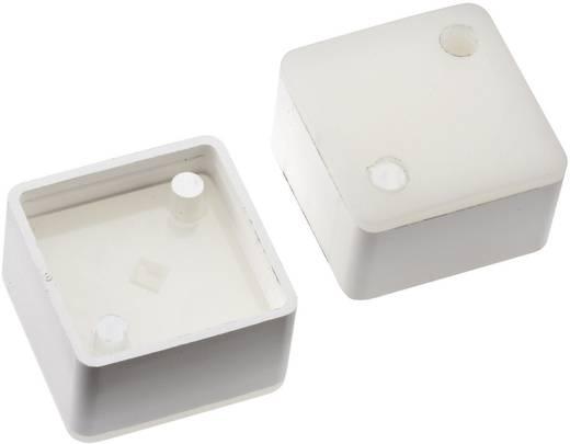 Megvilágítható nyomógomb sapka Mentor 1254 nyomógombhoz, fehér, Mentor 2271.1206